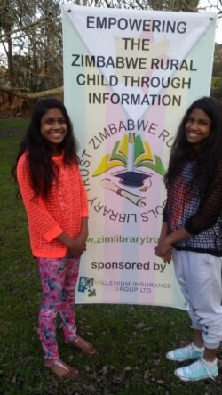 Interview With Anindita Dey on Zimbabwe Rural Libraries