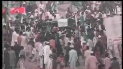 巴基斯坦為防範示威暴亂暫停手機服務