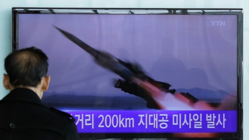 US Cites Growing North Korea ICBM Threat and Missile Defense Needs