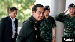 Tổng tư lệnh quân đội Thái Lan Prayuth Chan-ocha