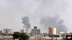 Saudijski vazdušni napadi u Jemenu