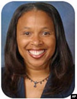 High school teacher Ericka Senegar Mitchell says science is a fantastic field