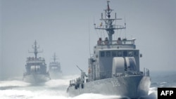 Завершились совместные учения ВМС США и Южной Кореи