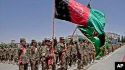 Các lực lượng Afghanistan sẽ nắm giữ vai trò lãnh đạo trong mọi nỗ lực bảo vệ an ninh.