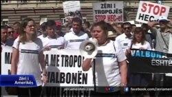 Protestë mjedisore në Tiranë