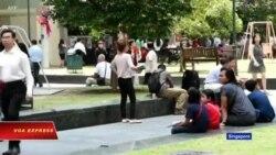 Truyền hình VOA 5/4/19: Một sinh viên Việt Nam ở chui 10 năm bị Singapore phạt tù và đánh roi