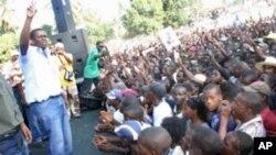 Daviz Simango, lider do MDM