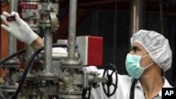 이란 핵 시설의 엔지니어