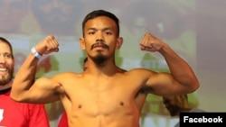 One Championship– MMAကိုယ္ခံပညာစံုသံုးခြင့္ရွိတဲ့ Catchweight ကမာၻ႔ခ်န္ပီယံၿပိဳင္ပြဲမွာ ပထမဆံုးအႀကိမ္ ျမန္မာႏိုင္ငံကိုယ္စားျပဳယွဥ္ၿပိဳင္မယ့္The Dragon Leg လို႔အမည္ေပးထားတဲ့ ခ်င္း လက္ေ၀ွ႕သမား တီရယ္ထန္ Tial Thang (facebook)