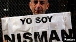 La muerte de Alberto Nisman causó un fuerte shock en la sociedad argentina.