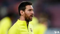Abubuwan Bajinta Biyar Da Har Yanzu Lionel Messi Ke Zarra Kai