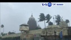 Manchetes Mundo 3 Maio 2019: Ciclone Fani arrasou na India