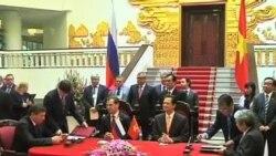 Truyền hình vệ tinh VOA Asia 8/11/2012