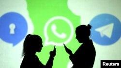 Hanya sebagian fitur media sosial dan aplikasi pengiriman pesan yang dibatasi sementara di Indonesia, beberapa saat setelah pengumuman pemenang Pilpres 2019. (Foto: ilustrasi).