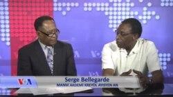 Serge Bellegarde, yon Manm Akademi Kreyòl la Ap Pale sou Istwa ak Pwoblematik Lang nan