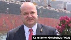 Валерій Чалий, посол України в США