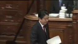 日相安倍呼吁中韩通过对话改善关系