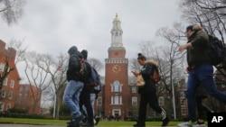 美教育部警告中國資金 滲透美國高校威脅國家安全