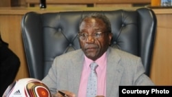 Zifa president Cuthbert Dube resigned Friday.