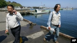 일본 아오모리현 해안 모습. (자료사진)