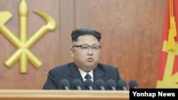 김정은 북한 국방위원회 제1위원장이 지난 1일 새해를 맞아 신년사를 발표했다. 북한은 신년사를 통해 남북관계 개선을 강조한 이후 관영 매체를 동원해 연일 평화와 통일을 언급하고 있다.