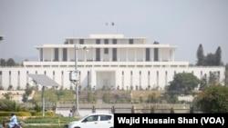ایوانِ صدر اسلام آباد (فائل فوٹو)