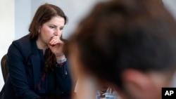 Sarah Moriarty, 2007 yılında İran'a gidişinden bu yana kendisinden haber alınamayan eski FBI ajanı Robert Levinson'ın kızı.
