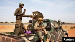 Mali'de Çatışmalar Devam Ediyor