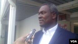João Enoque, presidente da Casa de Moçambique em Portugal