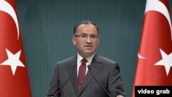 Başbakan Yardımcısı Bekir Bozdağ (arşiv)