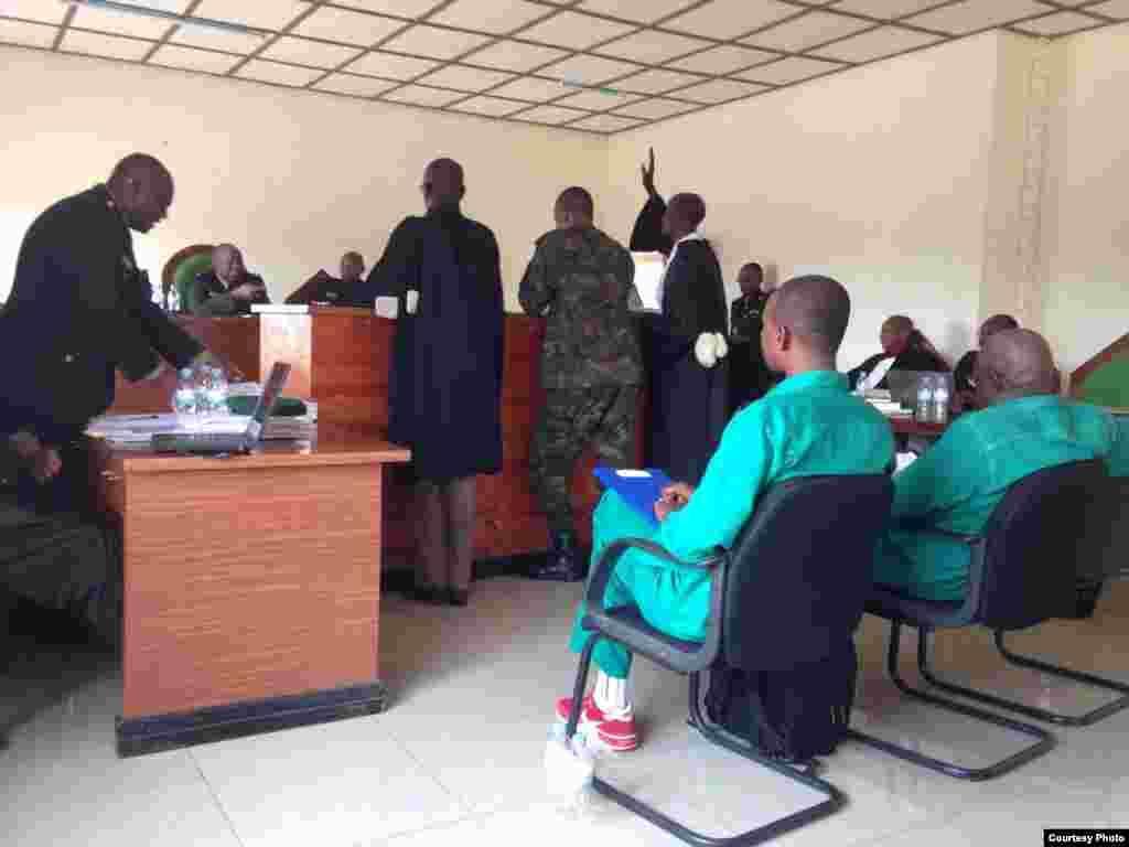 RWANDA MILITARY TRIAL 4