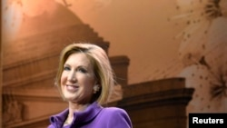 Carly Fiorina (Reuters)