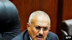 Եմենի նախագահ Ալի Աբդուլլահ Սալեհ