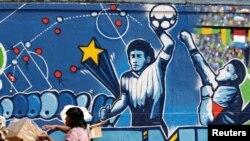 """Diego Maradona: """"J'ai perdu un grand ami"""", dit Pelé"""