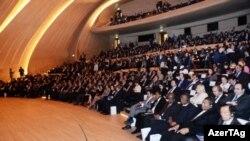 Bakıda Gənclər siyasəti üzrə birinci Qlobal Forum