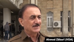 Rêving Hirorî Berpirsê Komîta pêşmerege di Parlemena Herêma Kurdistanê de