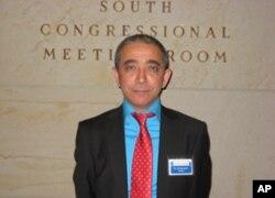 世界维吾尔人代表大会发言人迪里夏提