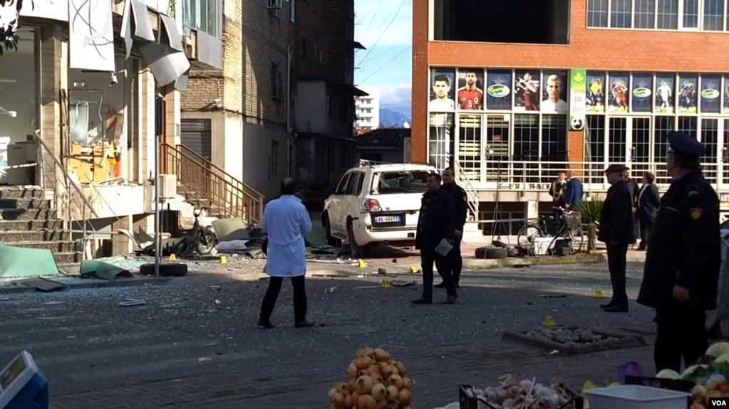Shkodër, arrestohen autorët e shpërthimit të 13 janarit