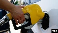 Las ventas cayeron 0,1% cuando se excluyó el expendio de combustible en las estaciones de servicio.