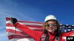 Một thiếu niên Mỹ đoạt kỷ lục leo núi cao nhất