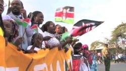 Kenyans Express Hopes Over Pope's Visit