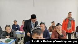 Người Uyghur trong các trại tập trung của Trung Quốc