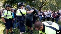 Policia e qytetit të Bostonit dhe e shtetit Masaçusets, të mobilizuara për të kontrolluar protestën