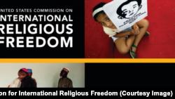 تصویر از صفحۀ کیمسیون ایالات متحده برای آزادی بین المللی ادیان