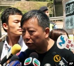 支联会主席李卓人称中国进入白色恐怖