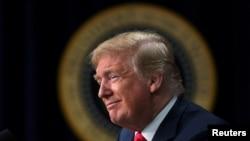 ABŞ Prezidenti Donald Tramp