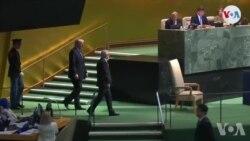 Ki Dosye Pi Enpòtan Ki Pral Debat nan 74èm Asanble Jeneral l ONU an Semèn sa a?