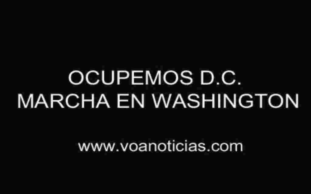 Ocupantes en Washington