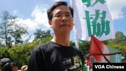 香港教育專業人員協會總幹事葉建源