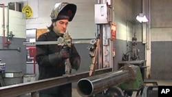 Seorang magang di Plumbers and Steamfitters Union di Maryland. (Foto: ilustrasi)
